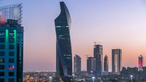 Kuwait Scene